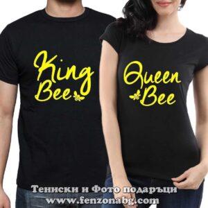 Тениски за двойки King Bee, Queen Bee
