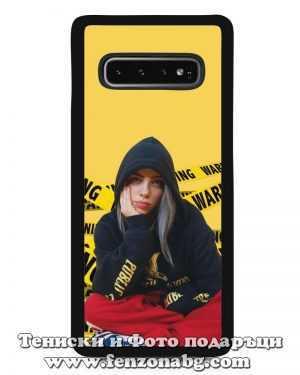 Кейс за телефон със дизайн на Billie Eilish 02