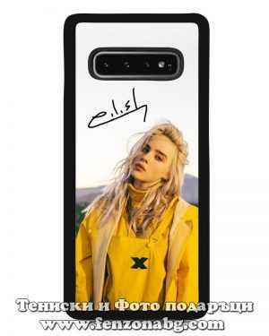 Кейс за телефон със дизайн на Billie Eilish 03