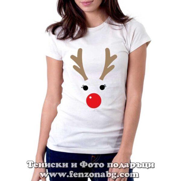 Дамска-тениска-елен
