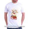 Мъжка тениска Весела Коледа