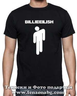 Тениска Billie Eilish