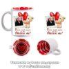 Чаша - Подарък за Свети Валентин 31-3