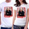 тениски за двойки със снимка