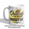 Чаша с надпис Queens are named Rositsa