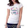 Дамска тениска с надпис Принцесите се казват Вики 01