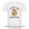 Мъжка тениска с надпис За риболов и любов Петко е винаги готов