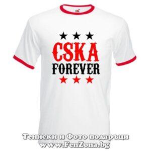 Мъжка тениска CSKA Forever