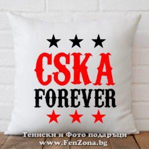 Възглавница CSKA Forever