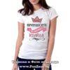 Дамска тениска с щампа Принцесите се казват Ивайла