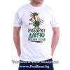 Мъжка тениска с щампа Рибарят Данчо е винаги готов