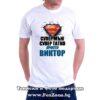 Мъжка тениска с надпис Супер мъж