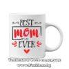 Чаша с надпис Best Mom Ever