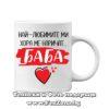 Чаша с надпис Наричат ме Баба