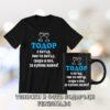 Комплект за Тодоровден - тениска и чаша - Тодор е хитър