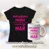 Комплект тениска и чаша - Най-добрата майка е родена през Май