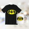 Комплект тениска и чаша – Бат Илко